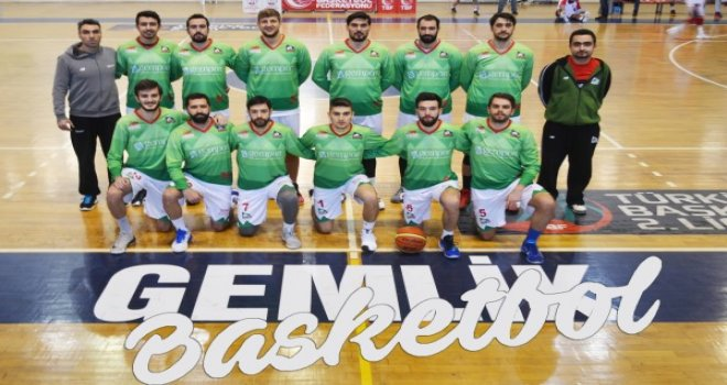 Gemlik Basketbol'dan 40 fark