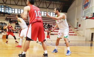 Gemlik Basketbol'dan 47 fark
